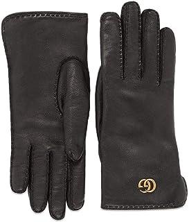 Luxury Fashion   Gucci Womens 554281BN0601060 Black Gloves   Fall Winter 19