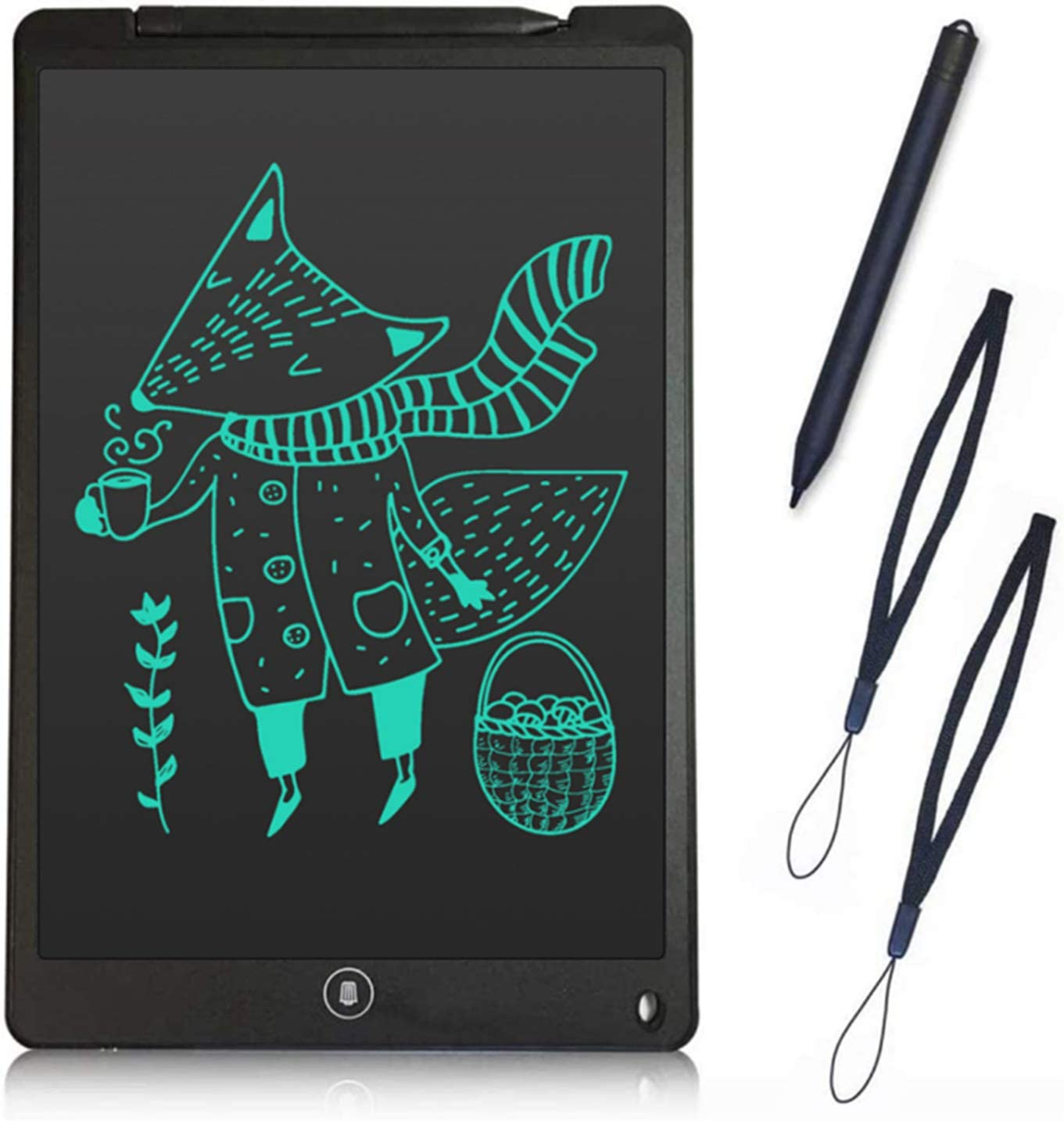 LCD/Writing/Tablet,/12/Inch/Digital/eWriter/Electronic/Graphics/Tablets/Erasable/Portable/Doodle/Board/Drawing/Tablets/Pads/Memo/Notepad/Gift/for/Kids/&
