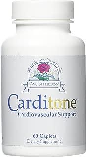 Ayush Herbs Carditone Caplets, 60 Count