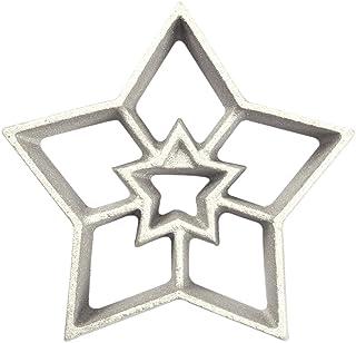 Honey-Can-Do 7127 2-In-1 Star Rosette Iron Set