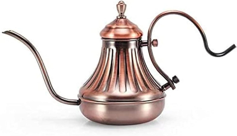 Fine Mouth Gooseneck Coffee Pot Long Max 44% OFF Over Miami Mall Drip Spout Pour