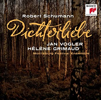 Schumann: Fantasiestücke op. 73, Dichterliebe op. 48, Andante und Variationen op. 46