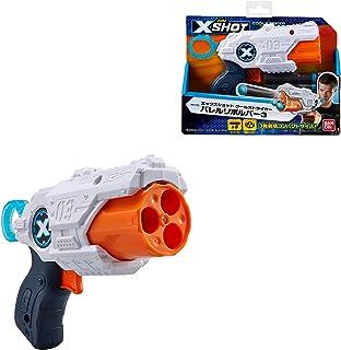 X-SHOT エックスショットクールストライカー バレルリボルバー3