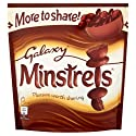 Galaxy Minstrels Chocolate Sharing Pouch, 210 g