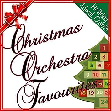 Holiday Advent Carols: Christmas Orchestra Favourites