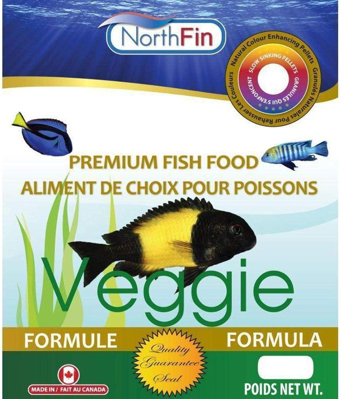 North Fin Veggie Formula Fish Food 3mm, 2.5Kg