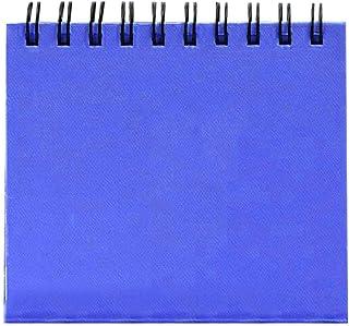 Homeofying - Álbum de Fotos para Fuji Instax Mini 9 8 7S 90 70 50 25S (68 Bolsillos 76 cm) Color Azul