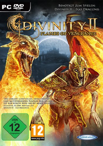 Divinity II: Flames of Vengeance (Add-on)