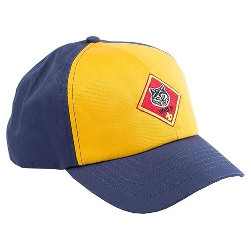 631c725d841 Cub Scout Wolf Cap/Hat - Official BSA Uniform Apparel