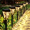 Lampes Solaires Jardin GolWof 6 Pièces…