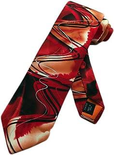 de39f79a8e22 Jerry Garcia Mens Grateful Dead Necktie - Multicoloured - One Size Neck Tie.