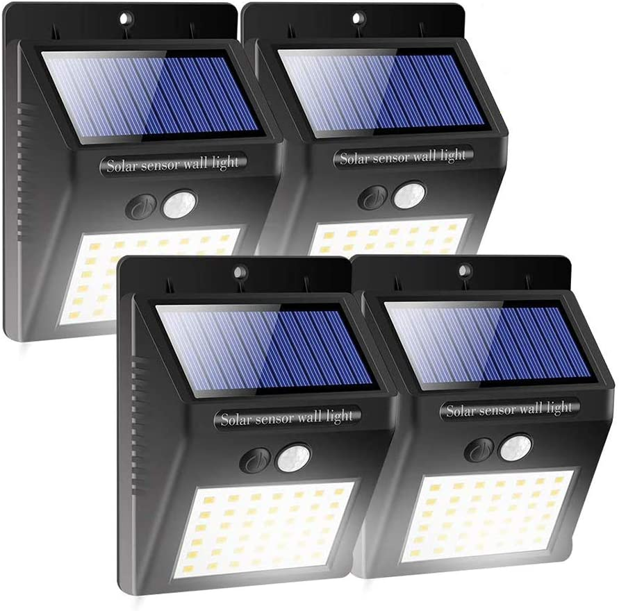 42 LEDs Max 51% OFF Solar Light Outdoor Waterproof Coastacloud Sec Wireless Limited time sale