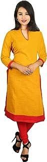 Lakkar Haveli Indian Women's Long Dress Casual Tunic Frock Suit Bohemian Maxi Dress Plus Size