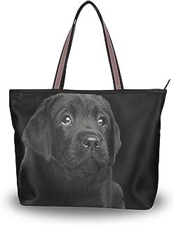 My Daily Damen Schultertasche Labrador Retriever Hund Handtasche