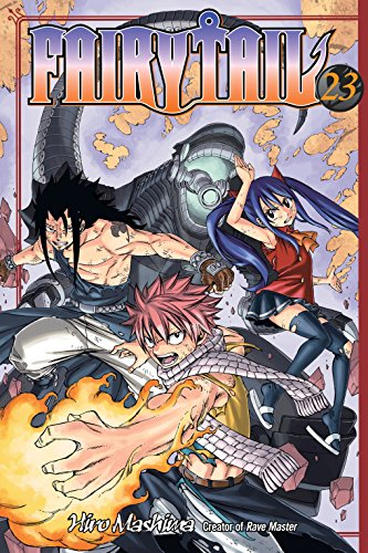 Fairy Tail Vol. 23 (English Edition)