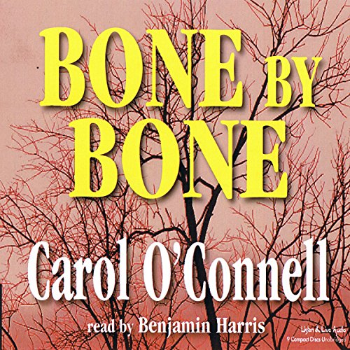 Bone by Bone  audiobook cover art