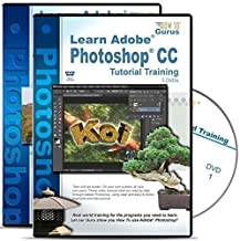 Adobe Photoshop CC Tutorial plus Photoshop Photography Effects 4 DVDs Over 26 hours of Training 371 lessons