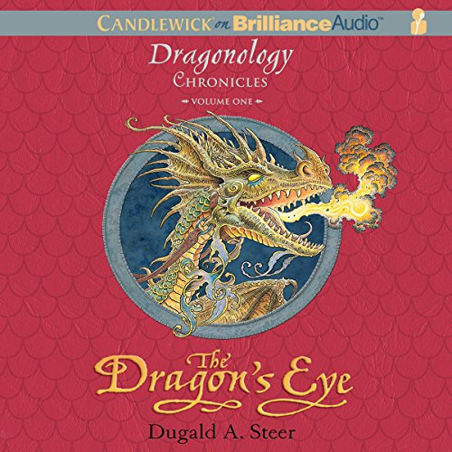 Page de couverture de The Dragon's Eye
