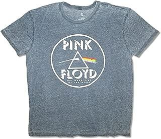 Pink Floyd 1973 North American Tour Stonewashed Black T Shirt
