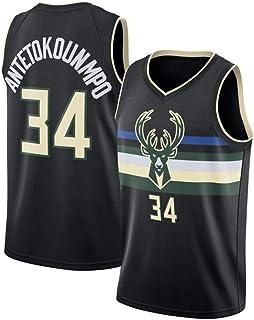 Tessuto Traspirante Classico Swingman Classico Senza Maniche t-Shirt Sportiva Unisex Taglia: S-XXL Genrics Canotta Uomo basket-76Ers # 3 Maglia da Basket