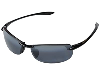 Maui Jim Makaha Readers (Gloss Black/Neutral Grey Lens/2.5 Lens) Reading Glasses Sunglasses