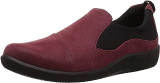 حذاء كلاودستيبرز سيليان باز بدون كعب سهل الارتداء للنساء من كلاركس