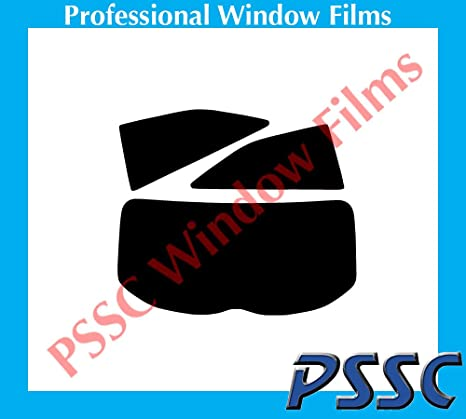 Pssc Pre Cut Rear Car Window Films For Seat Ibiza 3 Door Flap 2008 To 2016 20 Dark Auto