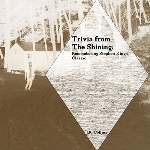 Trivia from The Shining: Remembering Stephen King's Classic audiobook cover art