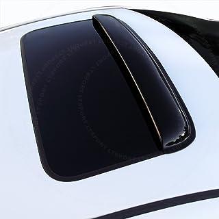 """LT Sport 35"""" Sun/Moon Roof Top Window Sunroof Moonroof Visor Shade Guard Deflector for Mazda"""
