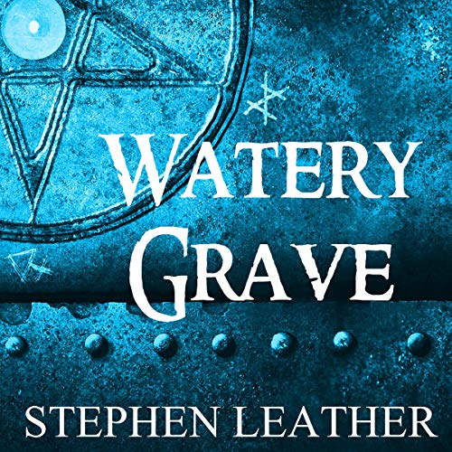 Watery Grave audiobook cover art