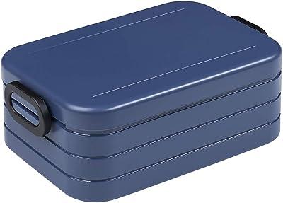 Rosti Mepal 弁当箱 TAKE A BREAK LUNCH BOX (テイクアブレイクランチボックス) M ノルディック デニム 5703029ND 900ml