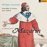 Songtexte von Philippe Jaroussky - Un concert pour Mazarin
