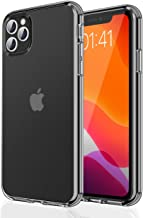 HOCORN iPhone 11 Pro Translucent Matte Case, [New Upgraded] Never-Yellowing Tech: Shockproof and Drop Protection, Soft Bumper & Hard PC Back
