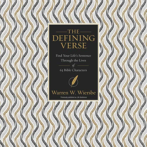 The Defining Verse  By  cover art