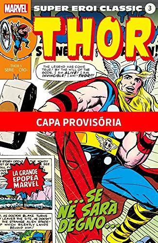 Coleção Clássica Marvel Vol.09 - Thor Vol.01