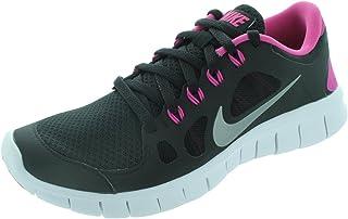 Nike Youth Free 5.0 Training Shoe Black/Pink/Silver