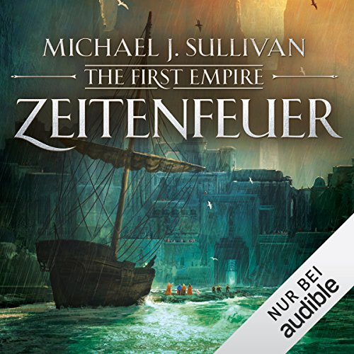 Zeitenfeuer (The First Empire 2) audiobook cover art