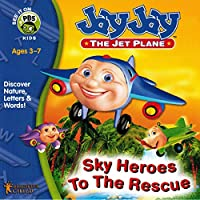 Jay Jay the Jet Plane: Sky Heroes to the Rescue (Jewel Case) (輸入版)