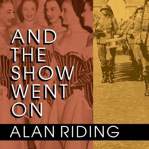 And the Show Went On audiobook cover art
