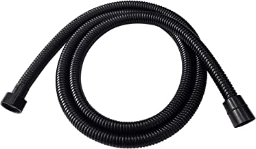 Shower Hose Matte Black Extra Long for Handheld Showerhead Hose Replacement 59 Inch Sprayer Extension