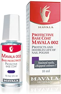 Mavala 002 Double Base Coat, 0.34 Ounce
