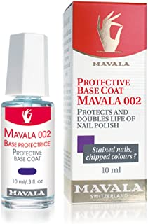 Mavala 002 Double Base Coat, 0.3 Fluid Ounce