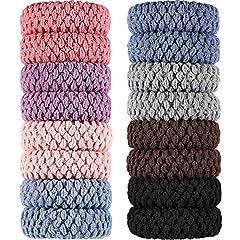 16 Stück Dickes Baumwolle Nahtlose