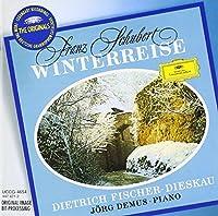 SHUBERT: WINTERREISE(remaster)(reissue) by Dietrich Fischer-Dieskau (Baritone) (2009-11-11)