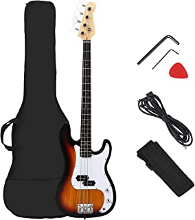 Best electric bass guitar and amp Reviews