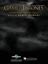 Game of Thrones (Theme From the HBO Series) (Piano Solo Sheet Music)