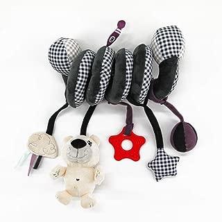 color gris Elefante de peluche Vital Innovations LL-FR1206 Label-Label