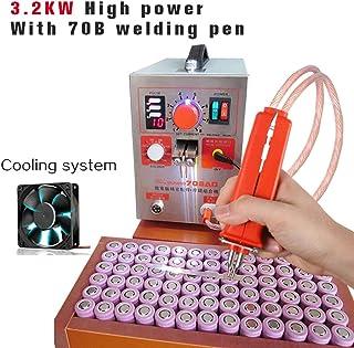 KKmoon 709AD Multifuncional de Alta Potencia Batería de Litio Pantalla Digital Automática, Pulso Móvil Con