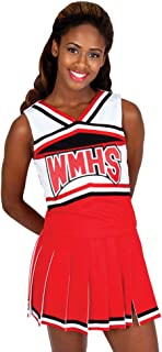 Glee Inspired Cheerleader Halloween Costume