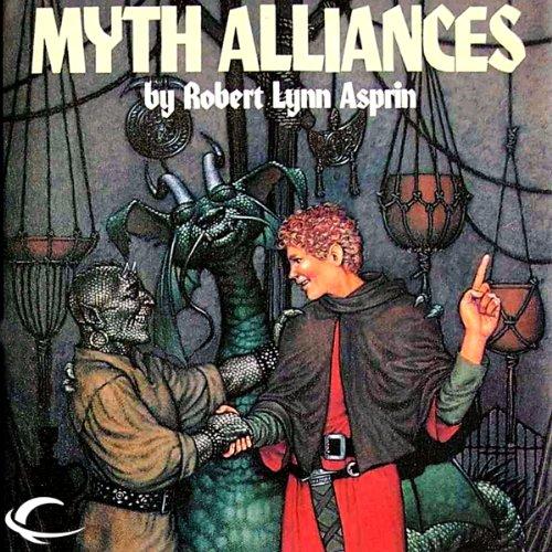 Myth Alliances audiobook cover art
